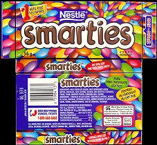 Smarties set to lose their tube! What are you doing Nestle ... Smarties Box Design